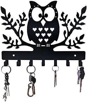 Amazon.com: HeavenlyKraft - Soporte de metal para llaves ...