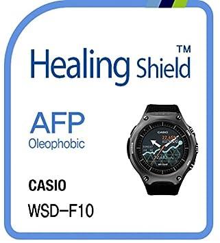 Healing shield Protectores de Pantalla Oleophobic AFP Clear ...