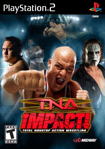 Tna Costumes (TNA Impact! - PlayStation 2)