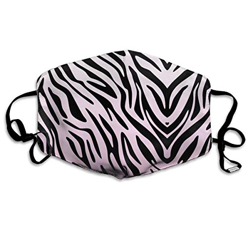 EDFYUHJ Animal Print Pattern Fashion Earloop Face Masks, Anti-Dust Anti Flu Pollenm Germs Bacteria Virus Smog Face and Nose Cover with Adjustable Elastic Strap, Medical Mask]()