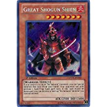 YuGiOh Legendary Collection 2 Single Card Great Shogun Shien LCGX-EN233 Secre...