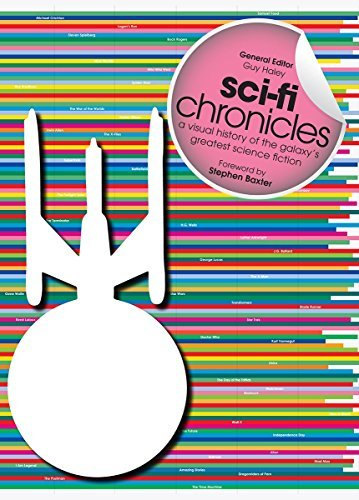 Sci-Fi Chronicles: A Visual History of the Galaxy's Greatest Science Fiction (September 11,2014)