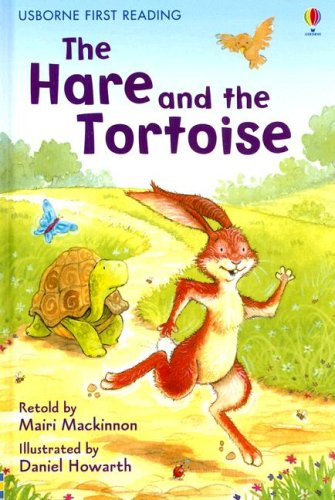 The Hare and the Tortoise (First Reading Level 4) pdf