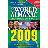 The World Almanac and Book of Facts 2009, World Almanac Editors, 1600571069