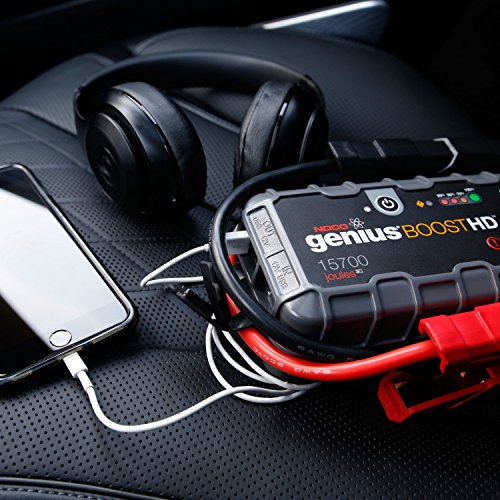 Автомобильный инструмент NOCO Genius Boost Amp