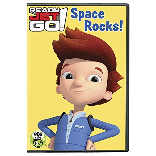 Ready Jet Go!: Space Rocks! DVD