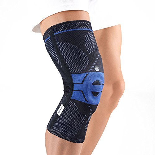 Bauerfeind GenuTrain Knee Support Black product image