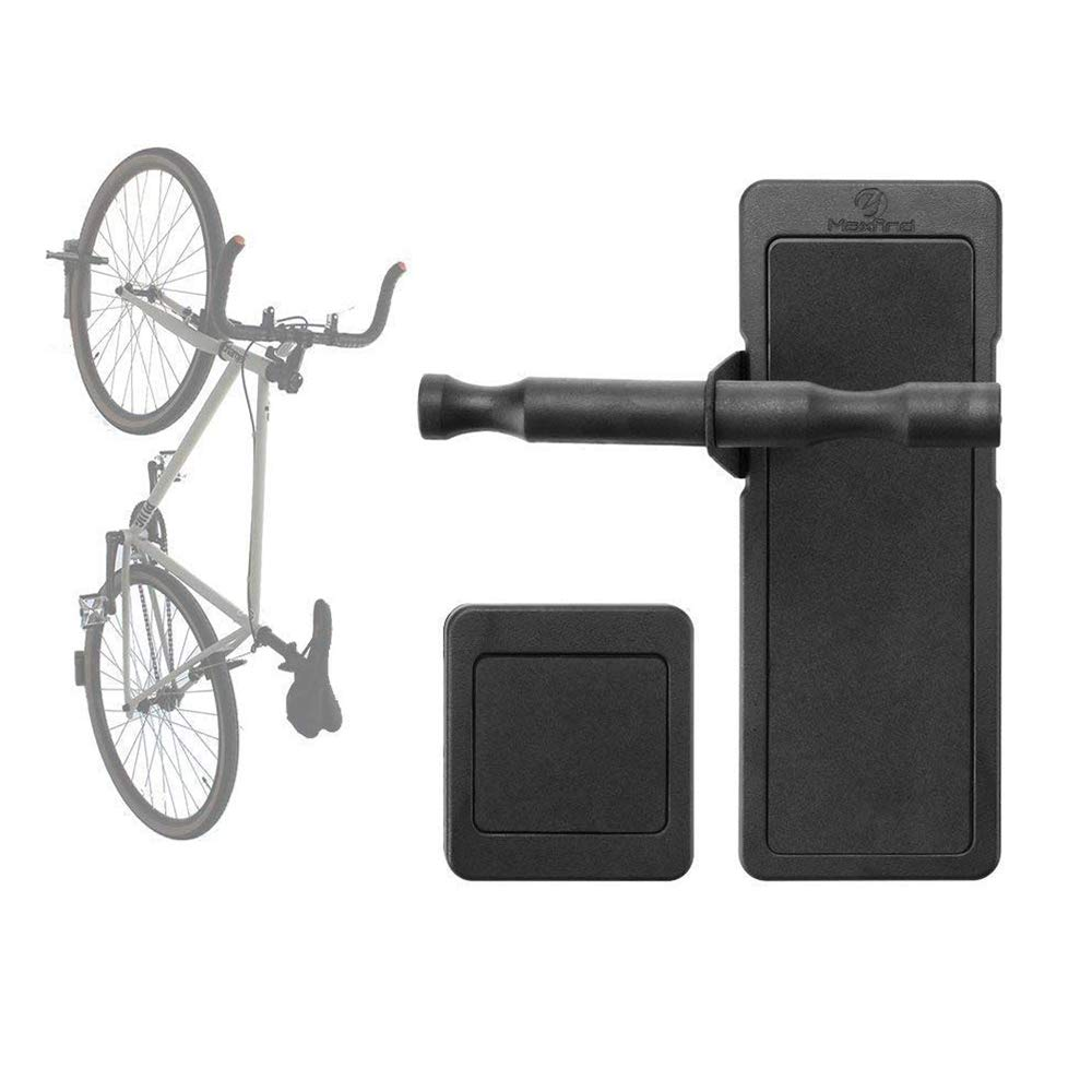 Maxfind Bicycle Bike Wall Hook Mount Rack Holder Hanger Stand Bike Storage System for Garage//Shed with Screw