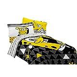 "Nickelodeon Sponge Bob Try Angle Microfiber 72 x 86"" Comforter, Twin/Full"