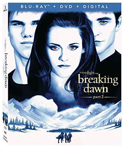 Buy breaking dawn 2 blu ray