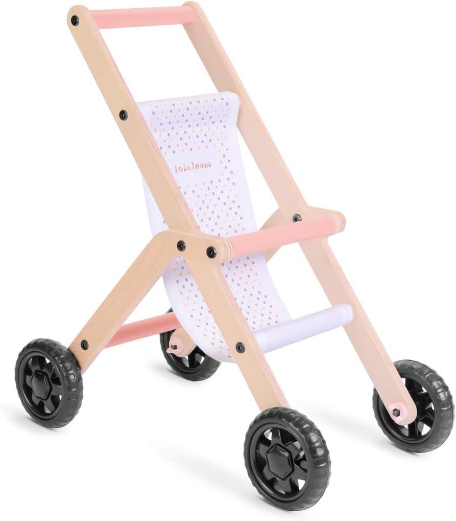 Lalaloom GREEN PLAYMAT - Alfombra infantil color verde para juego alfombra puzzle bebe redonda con suelo de espuma EVA para habitación niños 120x120x1cm