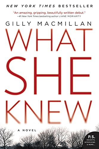 What She Knew: A Novel - Store Bristol What