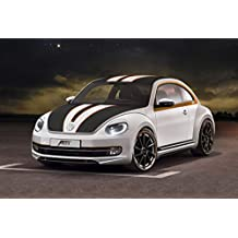 Volkswagen Beetle | 36x24 inch | Silk Printing Poster 097