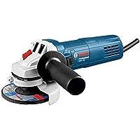 Bosch Professional GWS 750-115 - Amoladora angular (750 W, 11000 rpm, disco Ø 115…