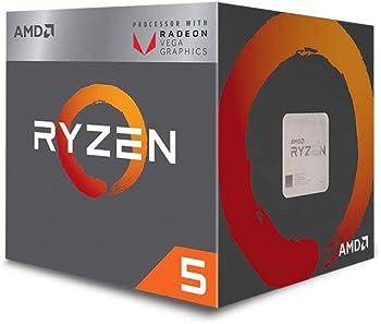 AMD RYZEN 5 3400G 4-Core 3.7 GHz Desktop Processor + MSI Motherboard