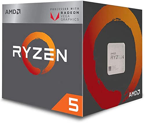 AMD Ryzen 5 3400G – Processor