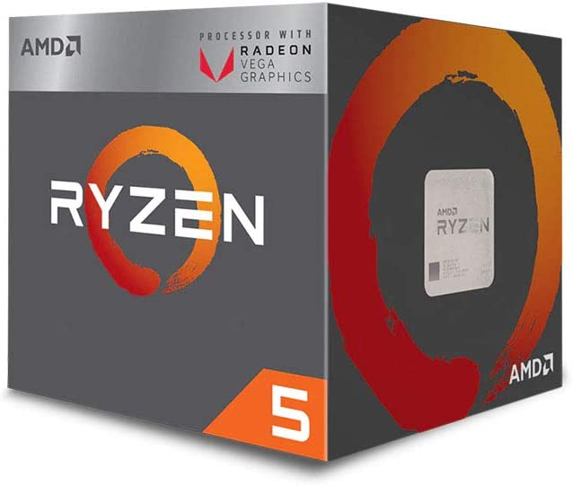 Amazon Com Amd Ryzen 5 3400g 4 Core 8 Thread Unlocked Desktop Processor With Radeon Rx Graphics Computers Accessories