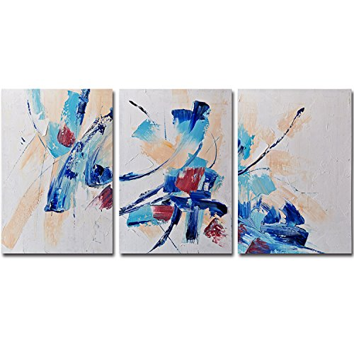 Hand Painted Abstract Landscape Painting Decoration product image