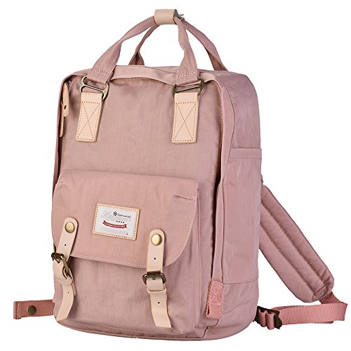 1e2f241d9a Himawari Backpack Waterproof Backpack 14.9″ College Vintage Travel Bag  Women,13inch Laptop Student