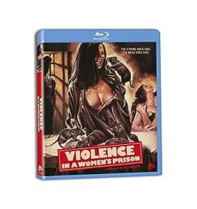 Violence in a Women's Prison [Blu-ray]
