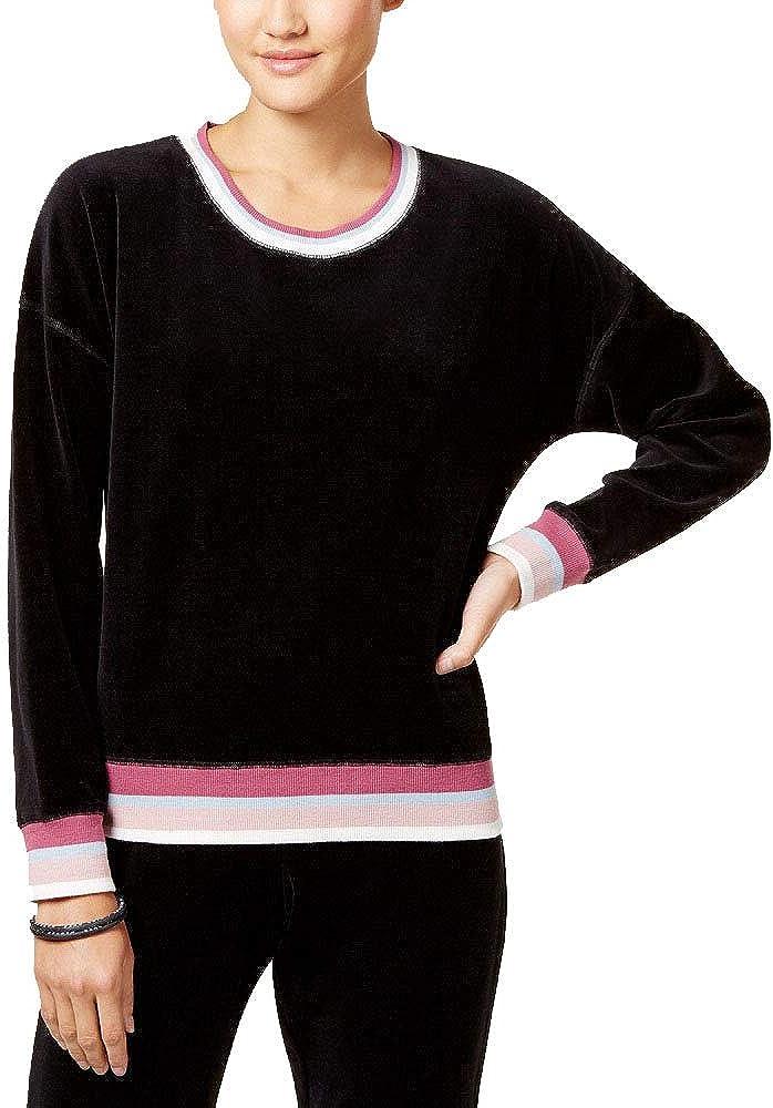 Hippie Rose Juniors Velour Sweatshirt