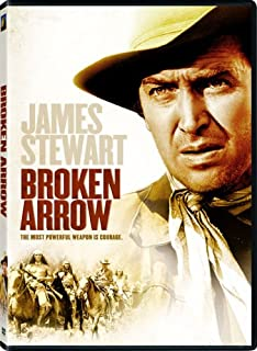 Book Cover: Broken Arrow (1950)