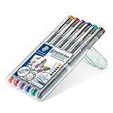 STAEDTLER 30803-SSB6 0.3 mm Coloured Pigment