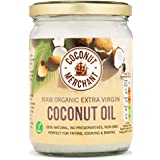 Coconut Merchant Extra Virgin Organic Raw Coconut Oil 500ml