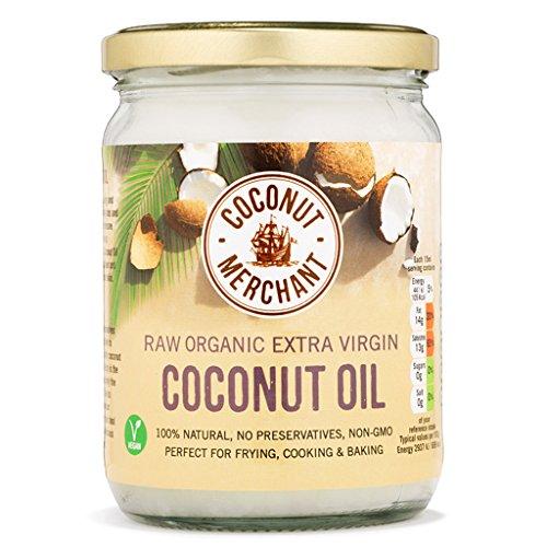 huile de noix de coco non raffinee