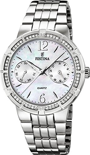 Festina Classic Ladies F16700/1 Wristwatch for women With crystals