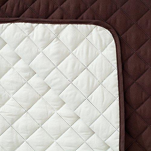 HuaDa Mens Soft Leather Top Grain Cowhide Reversible Belt Steel Buckle
