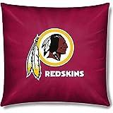 NFL Official 15'' Duck Toss Pillow, Set of 2 - Washington Redskins