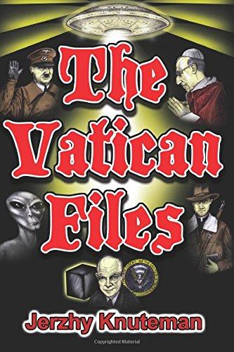 Read Online The Vatican Files: A Historical Supernatural Thriller Novel pdf