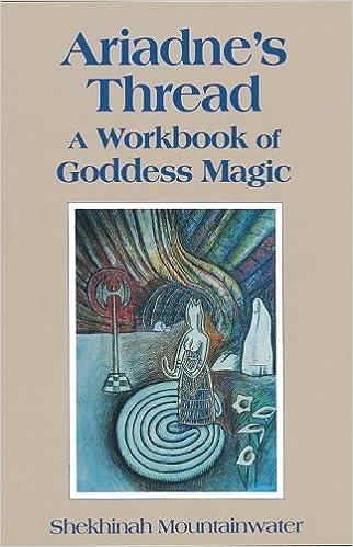 Wonderlijk Amazon.com: Ariadne's Thread: A Workbook of Goddess Magic GL-53