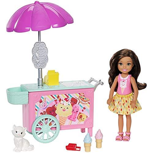 barbie doll ice cream - 8