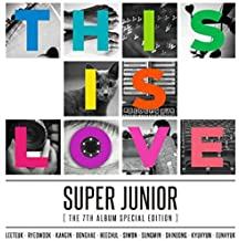 This Is Love 7: Special Edition (Random cover of 10 possible covers spelling:This is Love)