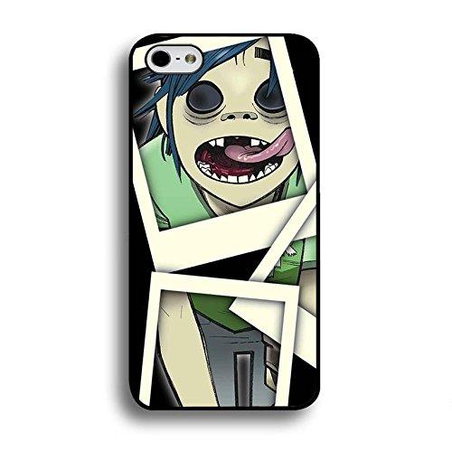 iPhone 6Plus/6S Plus (5.5inch) Hip-Hop Music Band cell Cover Amusing Personalized 2d alternativepop/Rock Rap Band Gorillaz Phone Case Cover For Iphone 6PLUS/6S Plus (5.5inch)