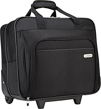 Targus Metro Rolling Case For 16-inch Laptop, Black (Tbr003us) 2