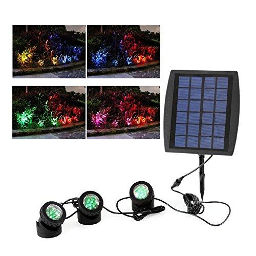 Garden Solar Light Kits - 3