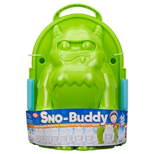 Ideals Sno Buddy Yeti - Green (Snow Buddy)