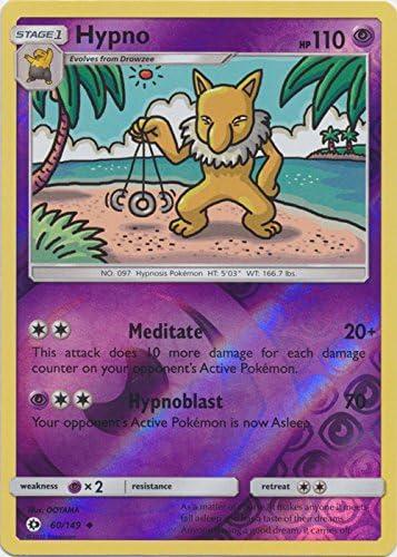 59//149 DROWZEE POKEMON SUN /& MOON CARD