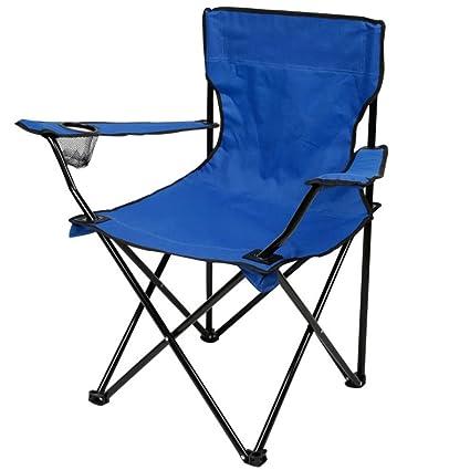 Relax tumbona Silla plegable de gran capacidad y alta ...