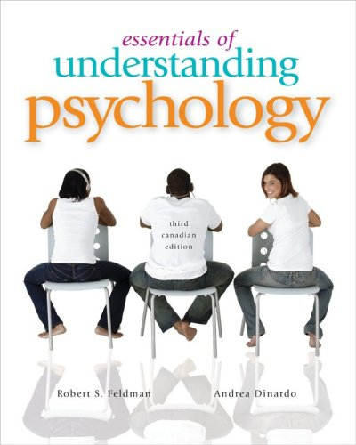 Essentials of Understanding Psychology, Third CDN Edition