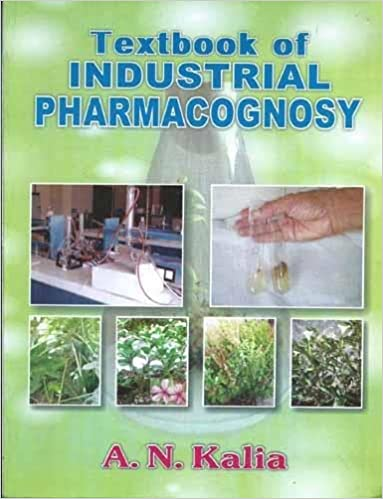 Practical Pharmacognosy Pdf