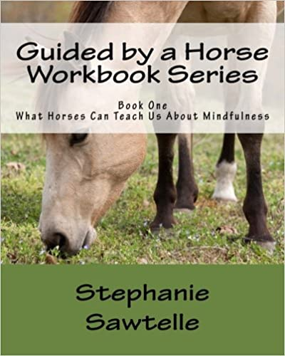 Book Guided by a Horse Workbook Series: Book One, What Horses Can Teach Us About Mindfulness: Volume 1