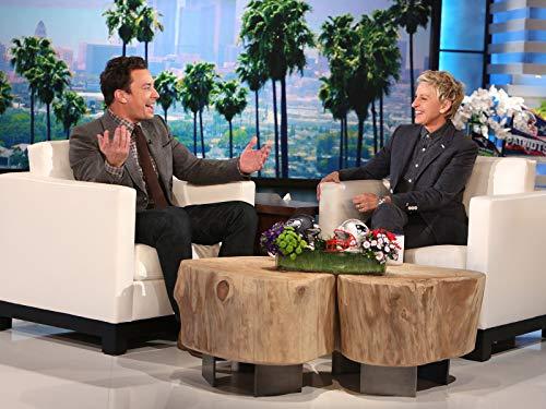 Ellen Scares Jimmy Fallon (Best Of Ellen Degeneres)