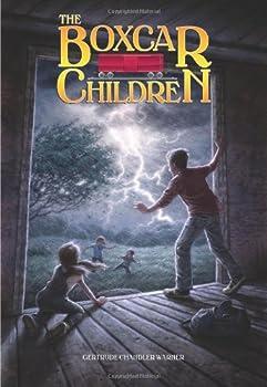 The Boxcar Children 0807508519 Book Cover