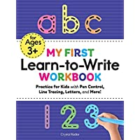 Deals on My First Learn to Write Workbook Paperback