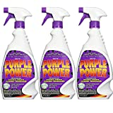 Power Power Industrial Strength Cleaner and Degreaser - 32 oz.Pack of 3
