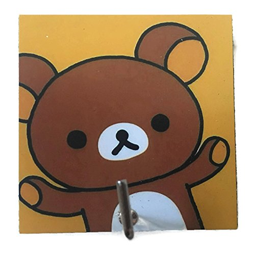 Simple Tiger Costume Makeup (Agility Bathroom Wall Hanger Hat Bag Key Adhesive Wood Hook Vintage Rilakkuma Bear's Photo)